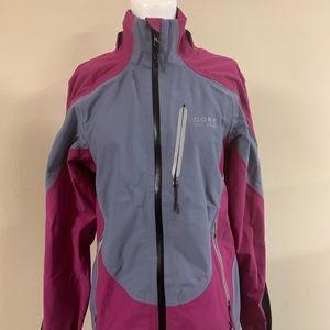 Gore womens Gore Tex wind/rain cycling jacket